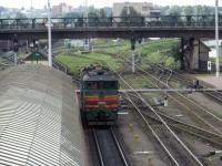 Витебск. 2ТЭ10МК-2804