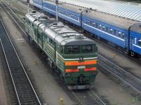 Витебск. 2ТЭ10У-0199