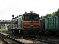 Витебск. 2ТЭ10У-0196