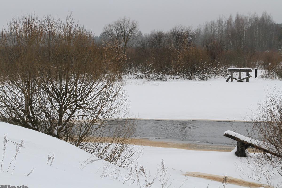 Рязань. Остатки моста через реку Пра на бывшем перегоне Спас-Клепики - Пилёво, РВУЖД