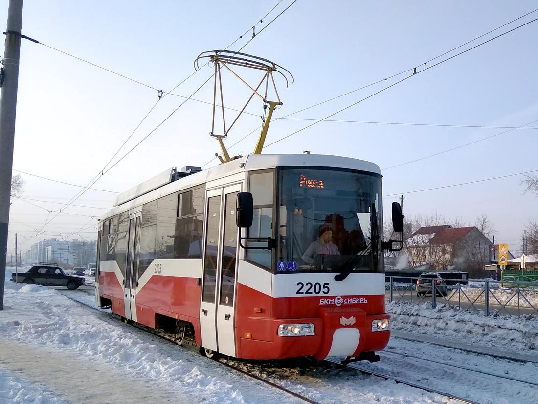 Новосибирск. АКСМ-62103 №2205