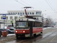 Москва. Tatra T3 (МТТА-2) №2306