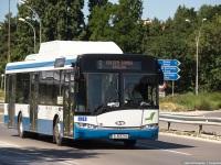 Варна. Solaris Urbino 12 CNG В 8557 НХ