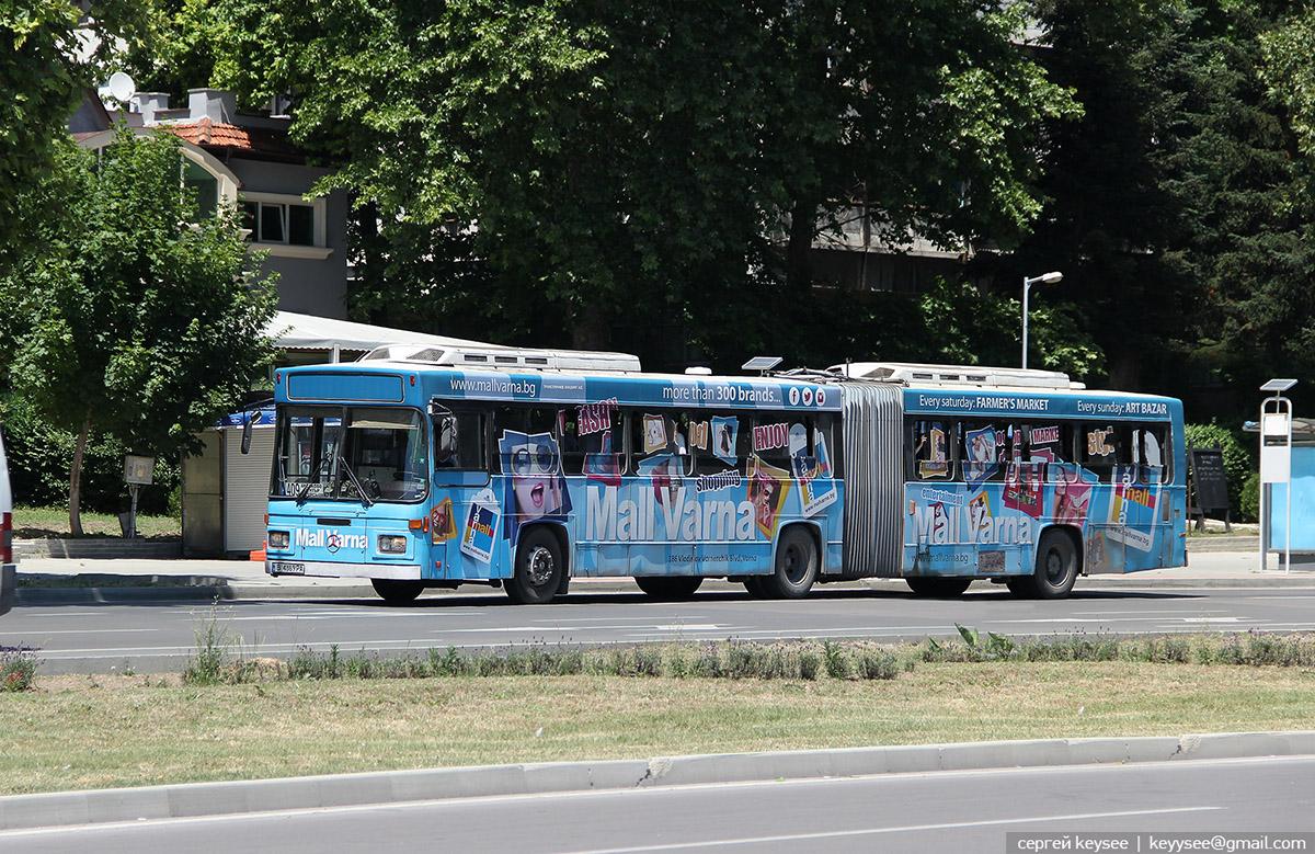 Варна. Merkavim 3294 В 4869 РА
