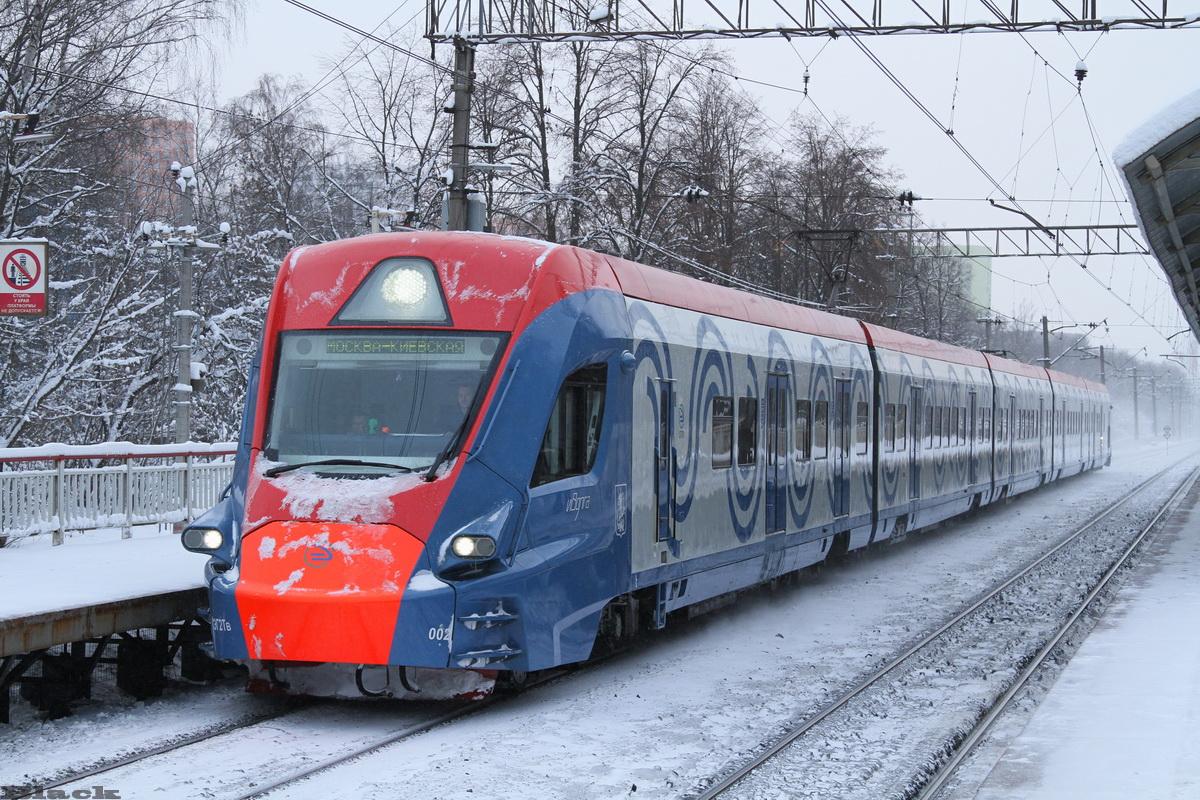 Москва. ЭГ2Тв-002