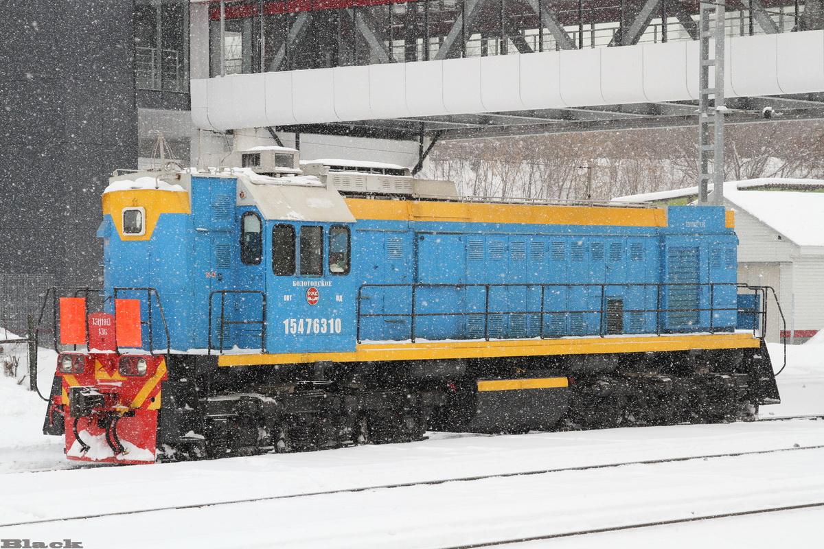 Москва. ТЭМ18Д-136