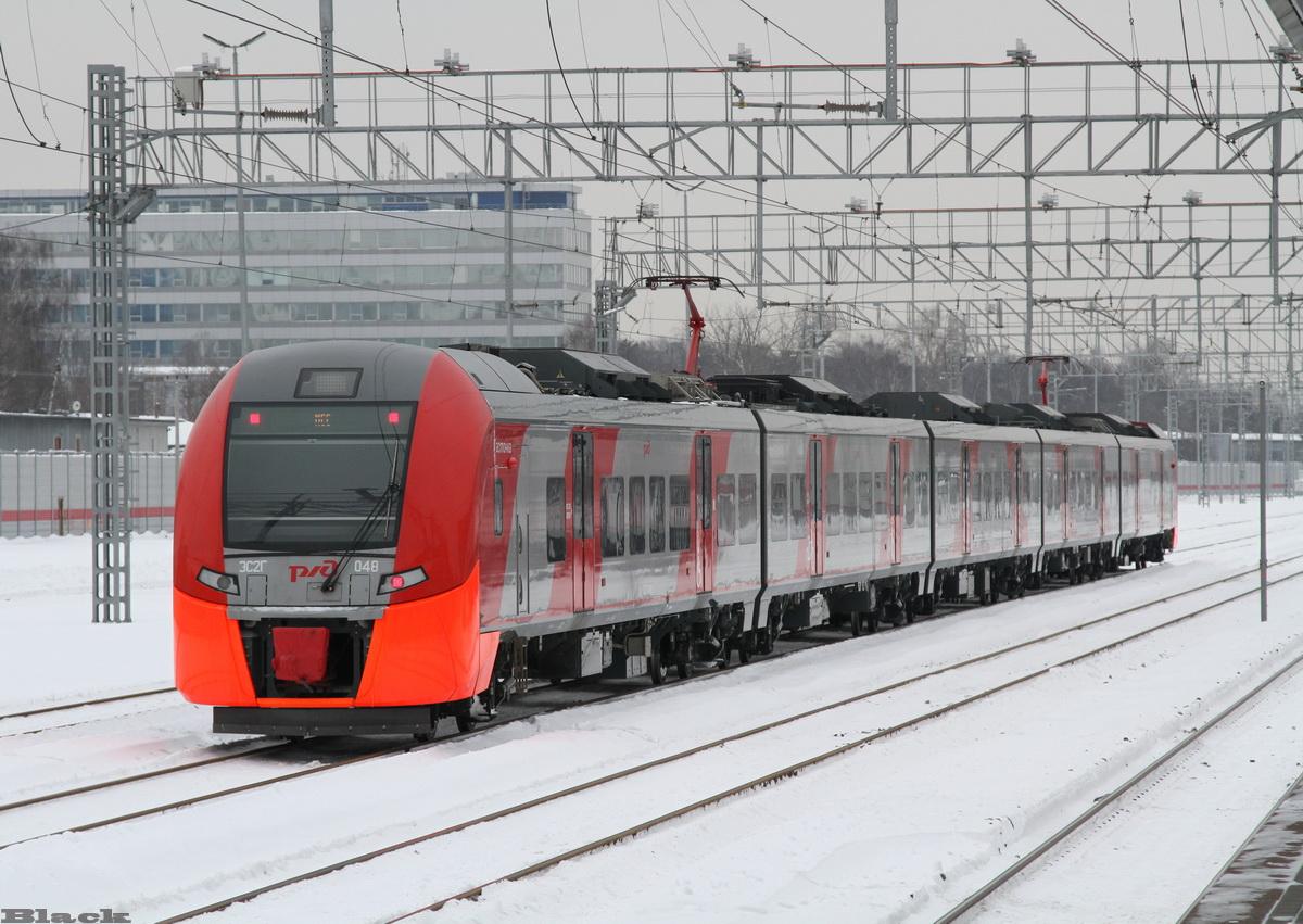 Москва. ЭС1-048