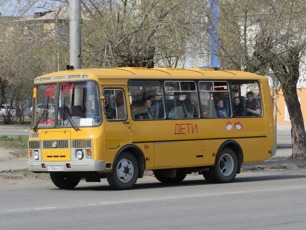 Курган. ПАЗ-32053-70 е398ко