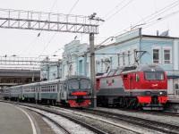 Челябинск. ЭД4М-0088, ЭП2К-249