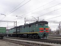 Челябинск. 2ТЭ10М-0783