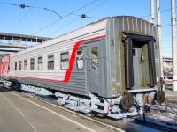 Челябинск. Пассажирский вагон № 13250