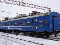 Челябинск. Вагон лабораторной контактной сети № 72043