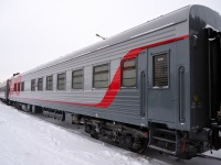 Челябинск. Тюремный вагон № 76200