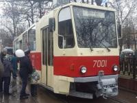 Tatra T7B5 №7001
