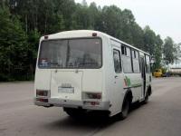 Новокузнецк. ПАЗ-32053 н827вх