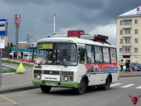 Новокузнецк. ПАЗ-32054 в562ео