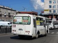 Новокузнецк. ПАЗ-32054 н998ет