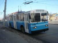 Томск. ЗиУ-682 КВР МТрЗ №348