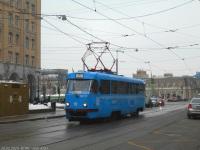 Москва. Tatra T3 (МТТЧ) №30171