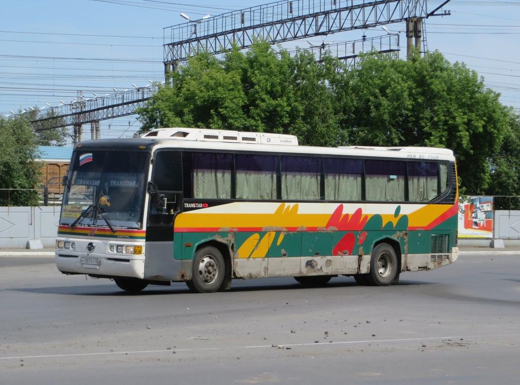 Курган. SsangYong TransStar у387еу