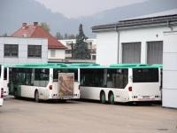 Грац. Mercedes O530 Citaro G 387 EZ, Mercedes O530 Citaro L G 384 DY