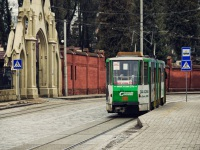 Львов. Tatra KT4SU №1101