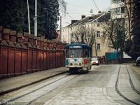 Львов. Tatra KT4 №1073