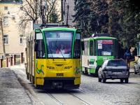 Львов. Tatra KT4SU №1088