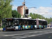 Донецк. ЛАЗ-Е301 №2351