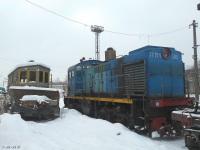 Тверь. ТГМ4А-505