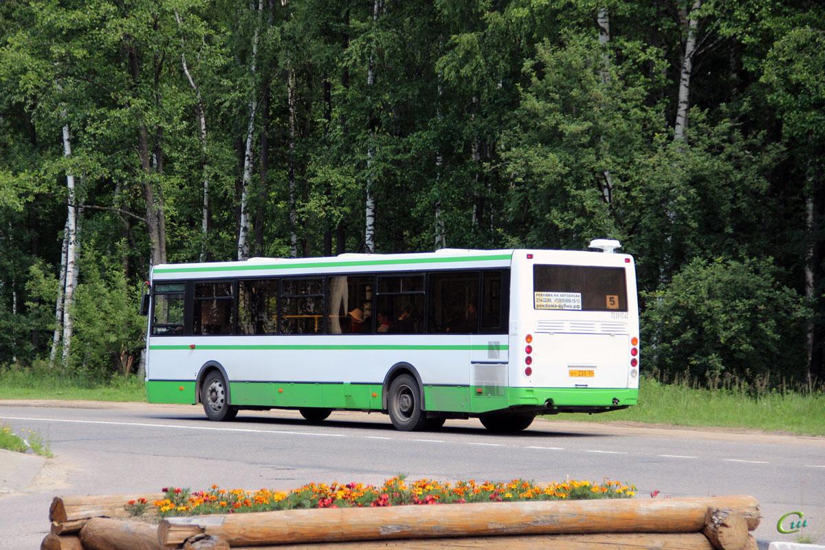 Дубна. ЛиАЗ-5256.53 еу235