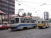 Москва. 71-608КМ (КТМ-8М) №5213, Tatra T3SU №2423