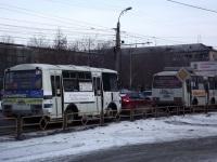 Курган. ПАЗ-32054 х229кс, ПАЗ-32054 х579ку