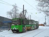 Тула. Tatra T6B5 (Tatra T3M) №346