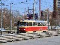 Екатеринбург. Tatra T3 (двухдверная) №073