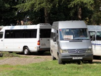 Зестафони. Mercedes-Benz Sprinter 208D GJG-415, Mercedes-Benz Sprinter GJA-001