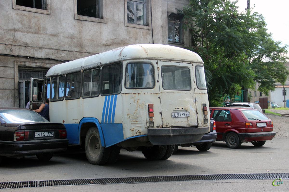 Зестафони. КАвЗ-685 LBL-944