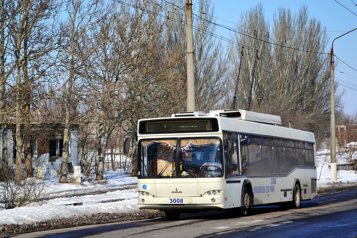 Николаев. МАЗ-ЭТОН Т103 №3008