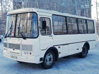 Стрежевой. ПАЗ-32053 к864мх