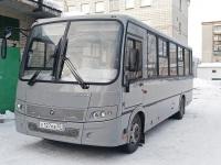 Стрежевой. ПАЗ-320414-04 е127кв