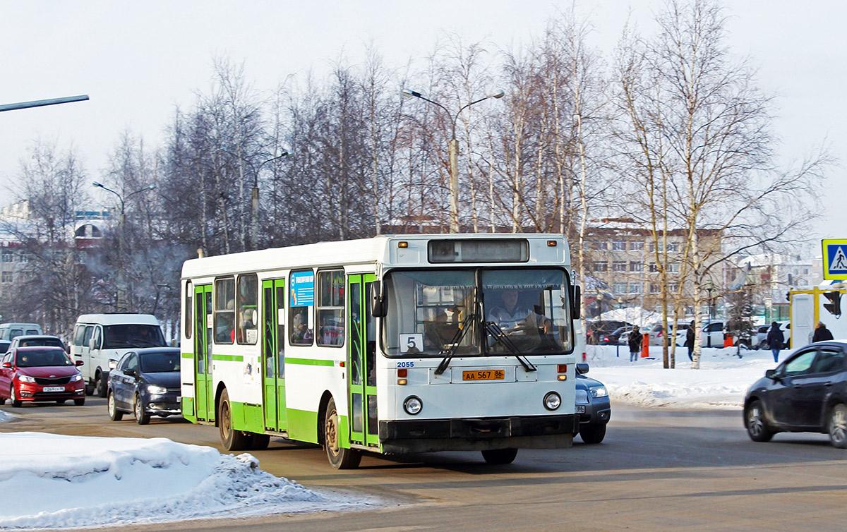 Нижневартовск. ЛиАЗ-5256.30 аа567