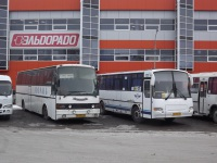 Setra S215HD ар627, КАвЗ-4238-02 ао012