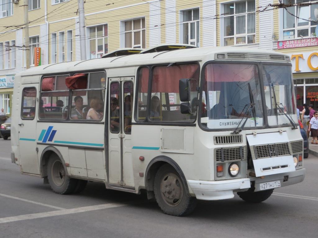 Курган. ПАЗ-32053 а271но