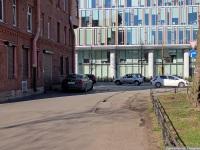Санкт-Петербург. Остатки разворотного кольца «Завод «Вулкан», закрытого в 2001 году