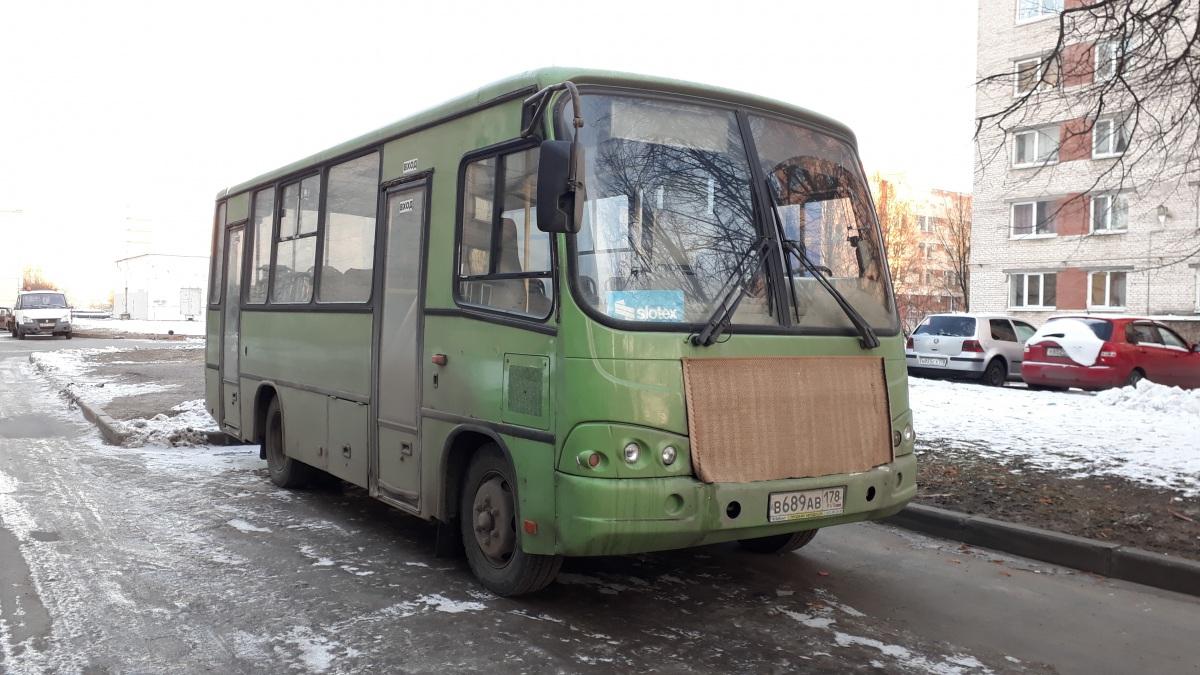 Санкт-Петербург. ПАЗ-320402-03 в689ав