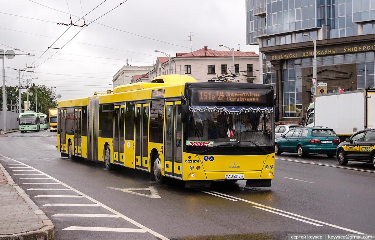 Минск. МАЗ-215.069 AO2218-7