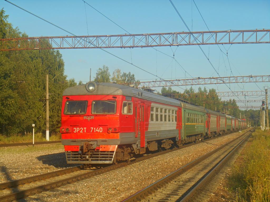 Калуга. ЭР2Т-7140