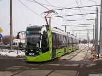 Санкт-Петербург. Stadler В85600М №002