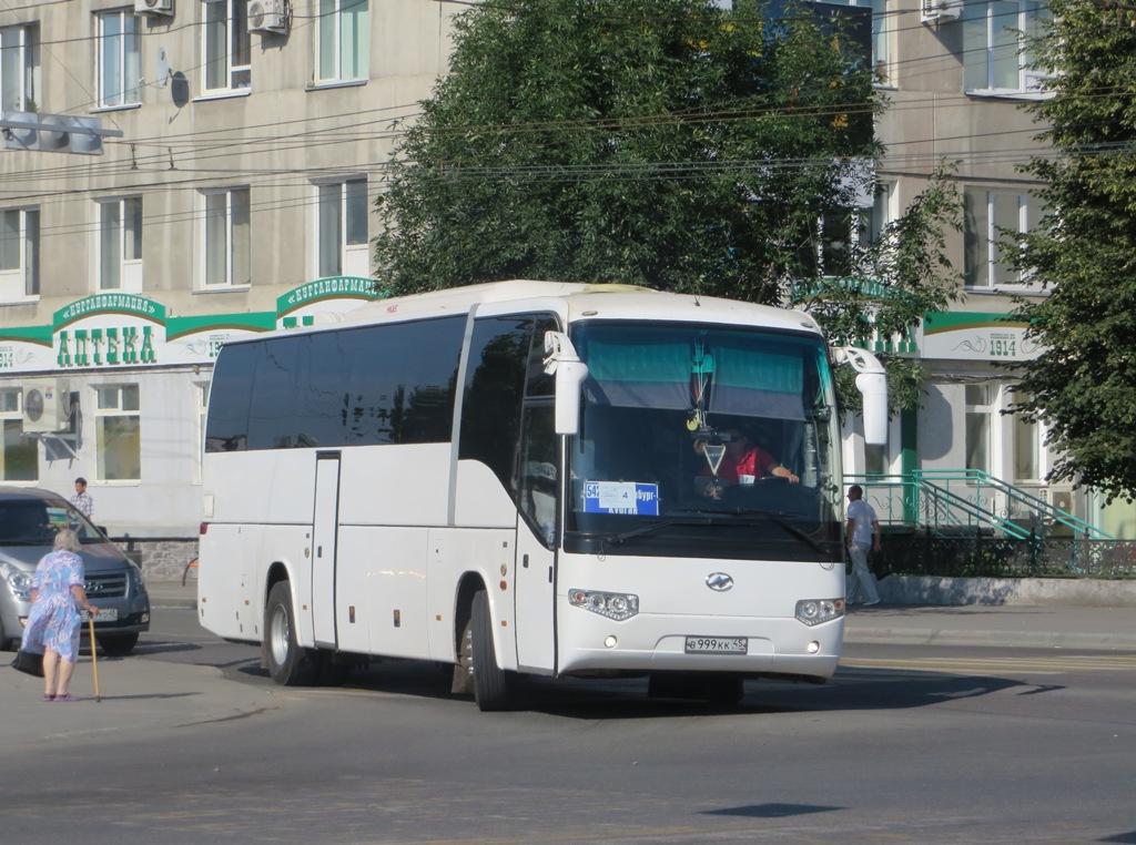 Курган. Higer KLQ6129Q в999кк