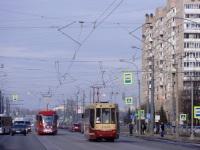 Санкт-Петербург. ЛМ-68М2 №5425, 71-623-03 (КТМ-23) №3701